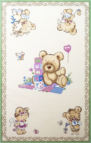 PD-115/1 Teddy