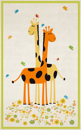 PD-147/1 Giraffes (Kiddy)