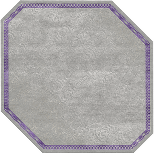 PD-151 Moire Grey Octahedron