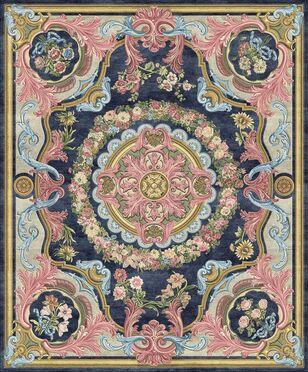 PD-233-3 Louis XIV (Копии антикварных ковров Savonnerie)