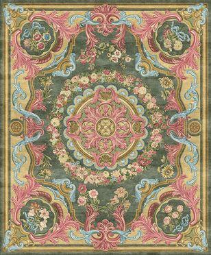 PD-233-4 Louis XIV (Копии антикварных ковров Savonnerie)