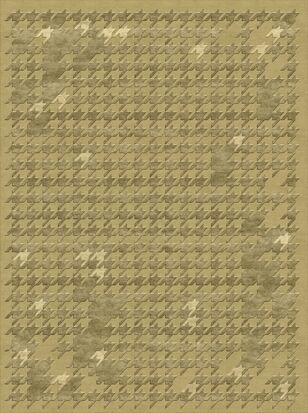 PD-29-9 Pied De Poule (Rhythm)