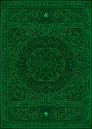 C-012 Imperial Treasure Green