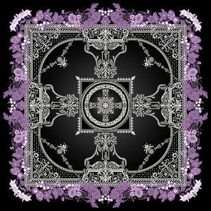 C-214/1 Flower Lace