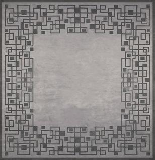 Ковер с графическим рисунком PD - 9 - 7 Maze (Artdeko)