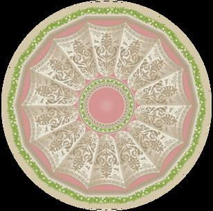 С- 024  Pink Pastel