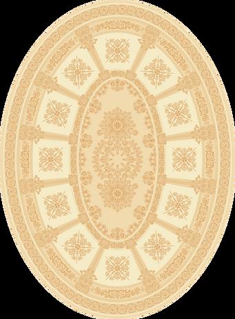 CО-048-3 Heritage Pastel Round