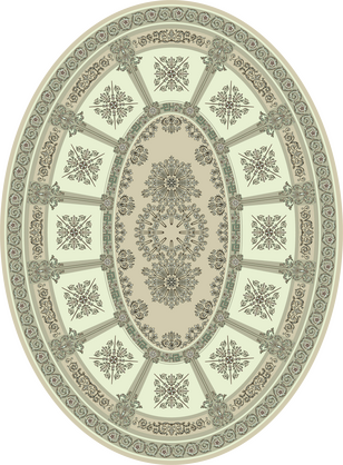 CО - 048 - 4 Heritage Pastel Round (St. Petersburg)