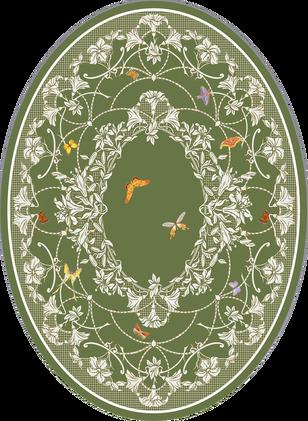 CО-204/5 Primavera (Butterflies)