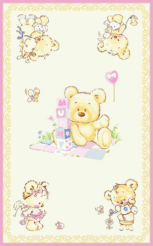 PD - 115 - 2 Teddy